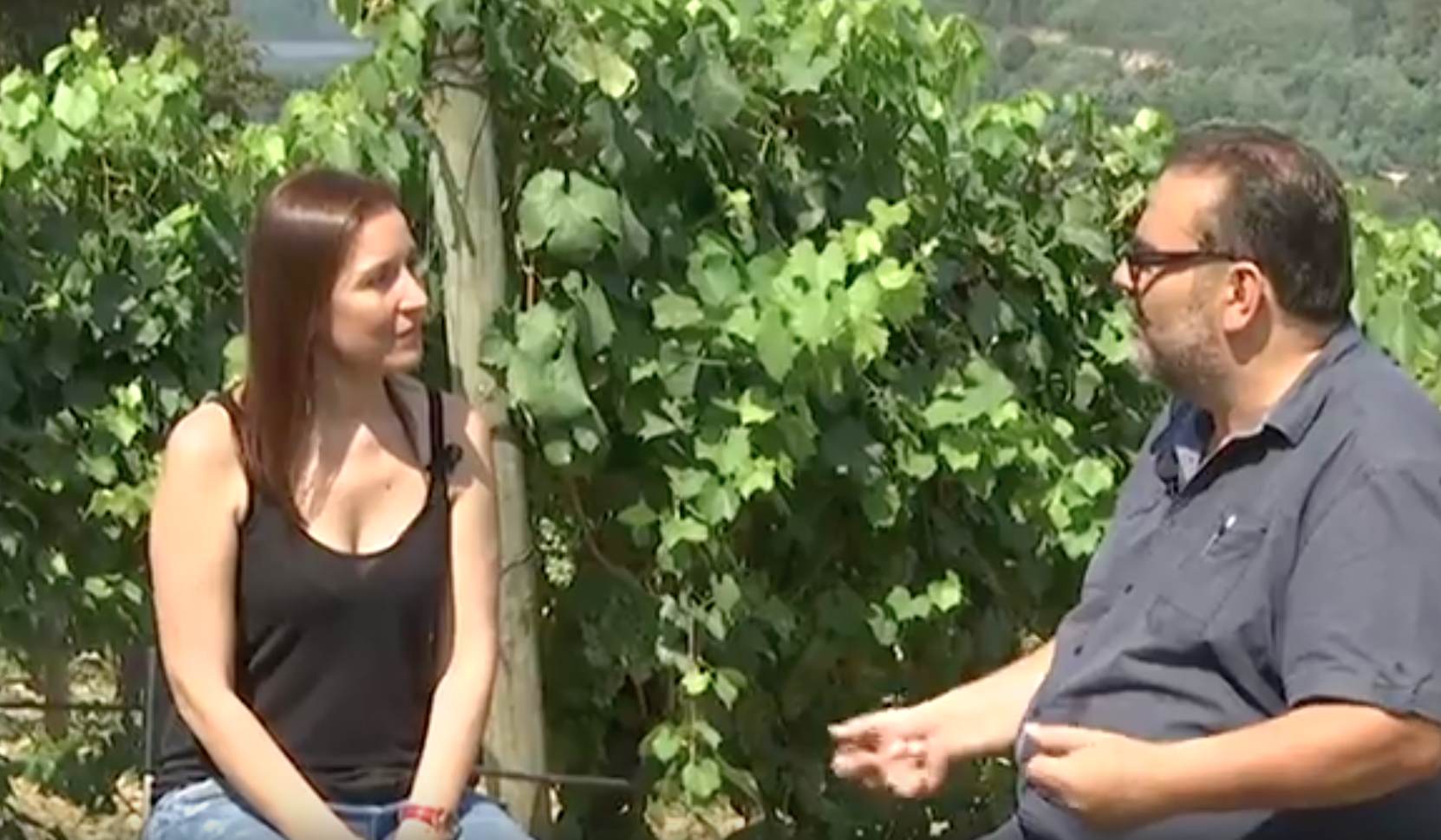 Hablamos de nuestros Vinos en Cousas de Comer