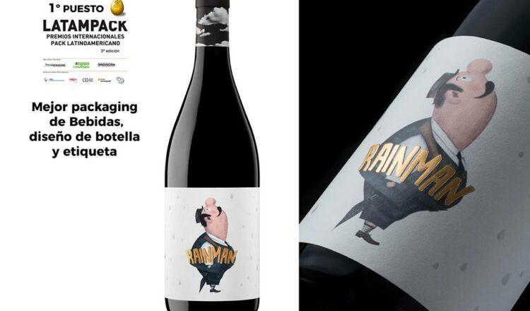 Oro al Mejor Packaging para RAINMAN – Premios Internacionales de Diseño Latinoamericano