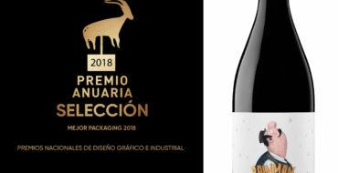 PREMIO ANUARIA SELECCIÓN para RAINMAN por su diseño dentro de la categoría Mejor Packaging Nacional 2018
